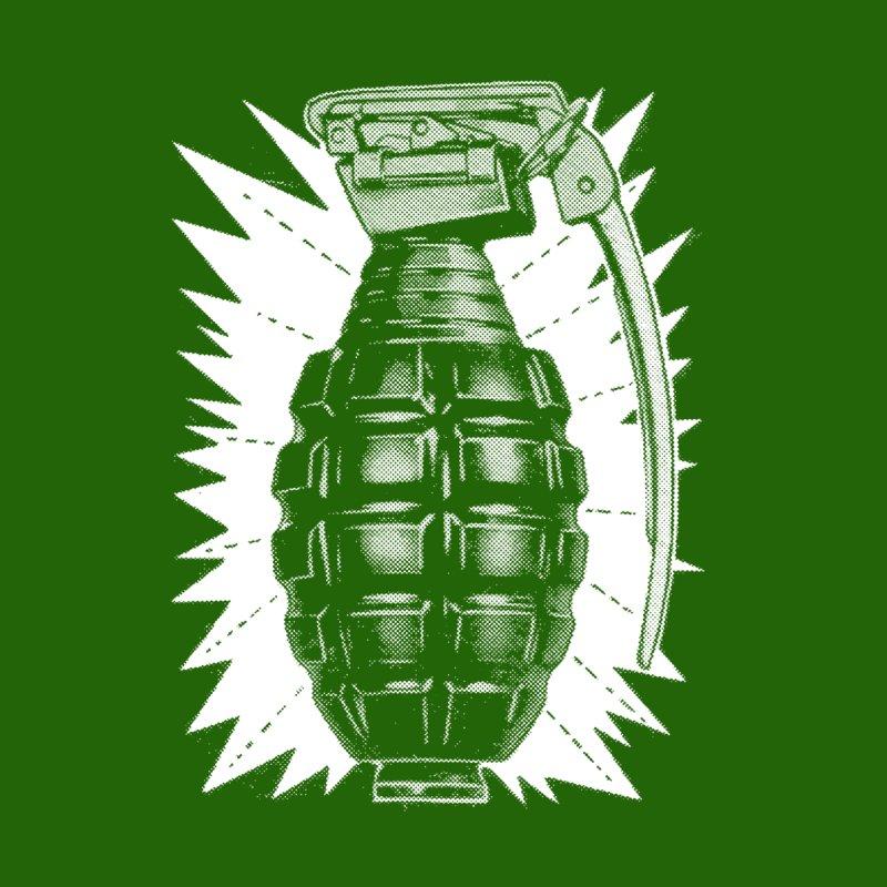 pineapple grenade Men's  by Brimstone Designs