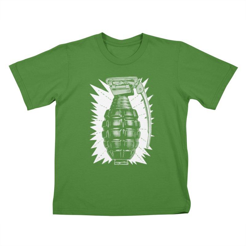 pineapple grenade    by Brimstone Designs