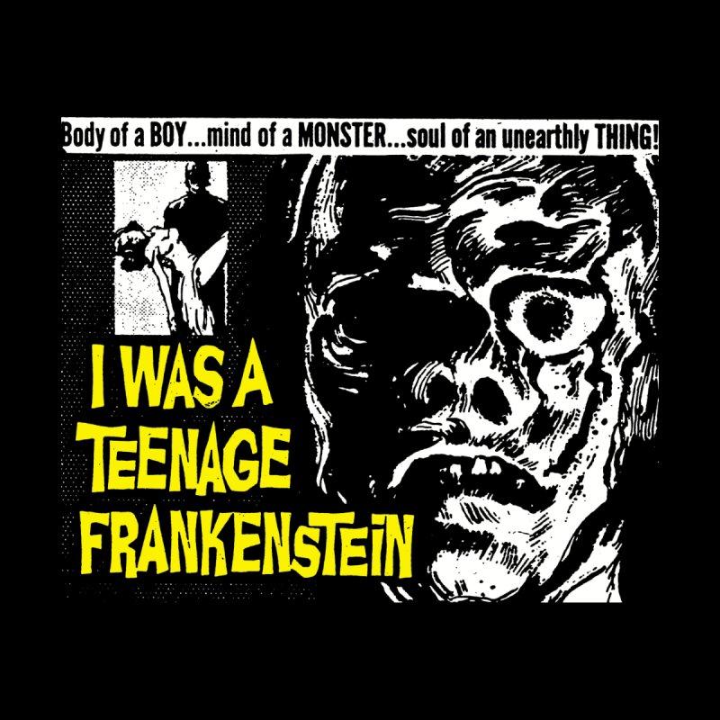 Teenage Frankenstein by Brimstone Designs