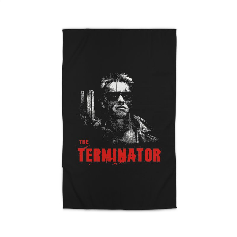 T-800 Home Rug by Brimstone Designs
