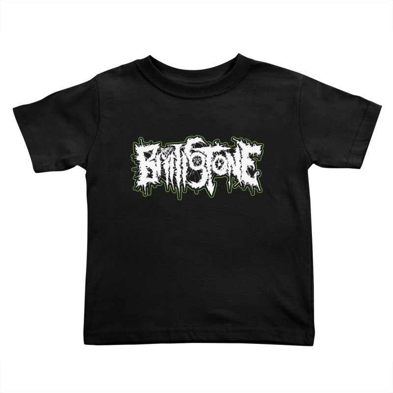 REND THY FLESH Kids Toddler T-Shirt by Brimstone Designs