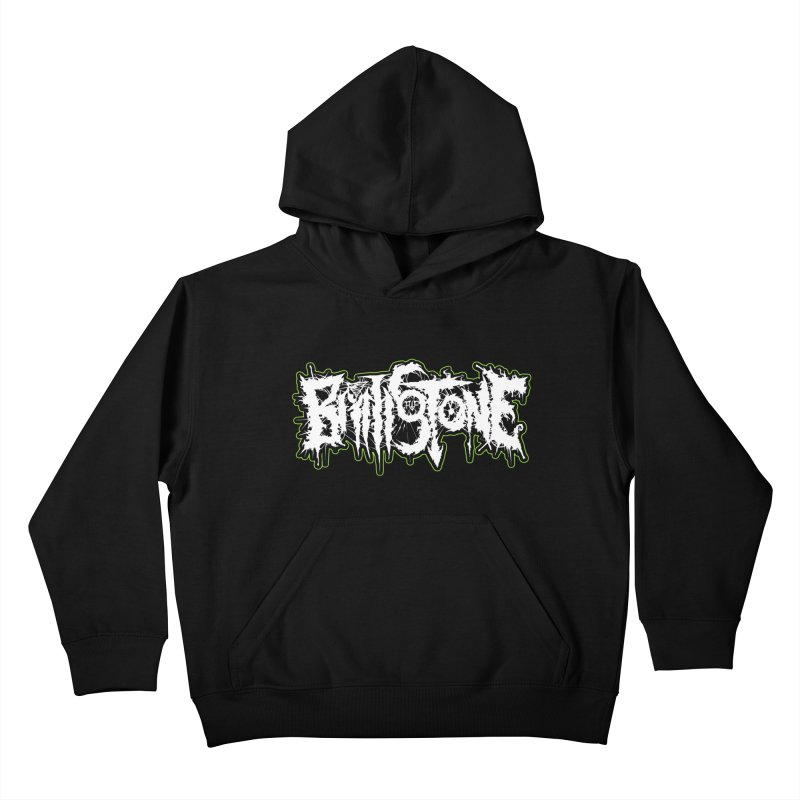 REND THY FLESH Kids Pullover Hoody by Brimstone Designs