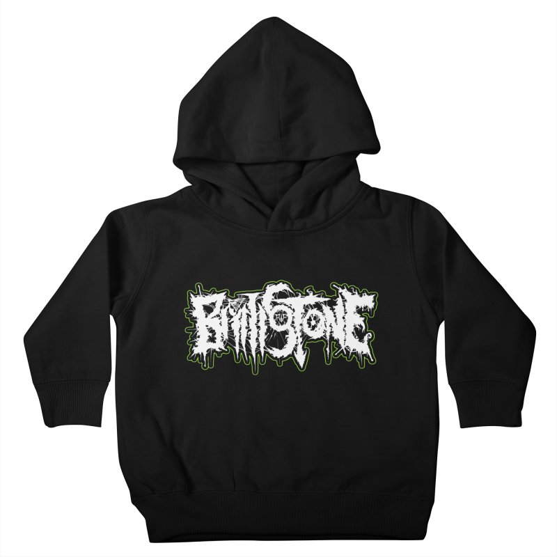 REND THY FLESH Kids Toddler Pullover Hoody by Brimstone Designs