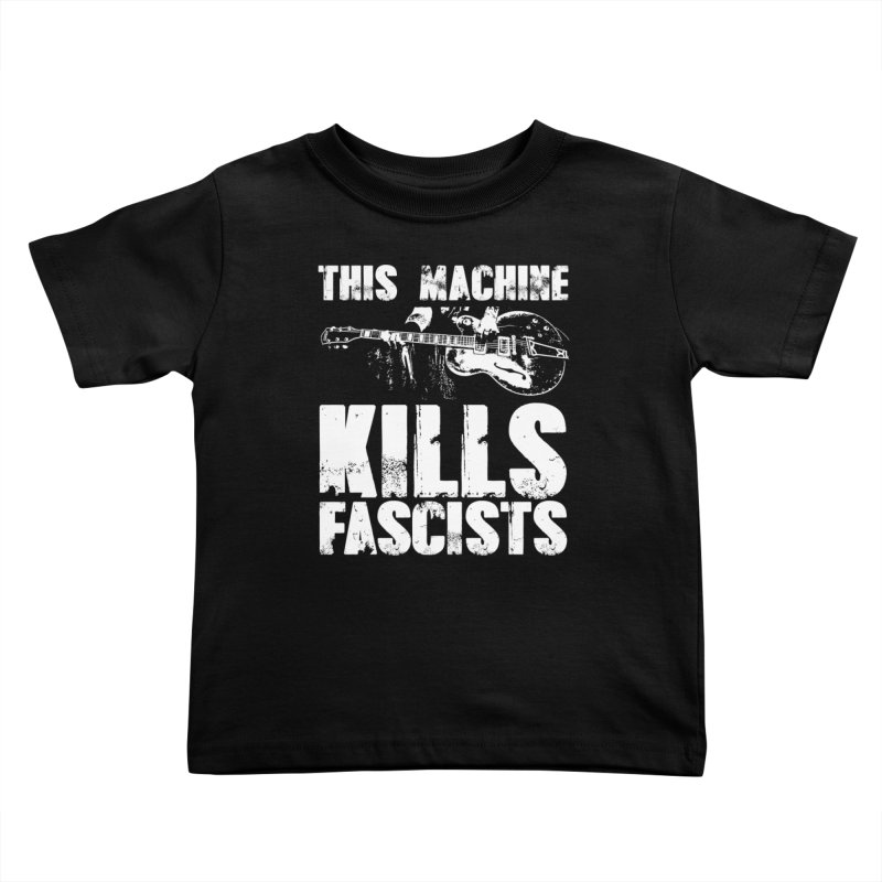 this machine Kids Toddler T-Shirt by Brimstone Designs