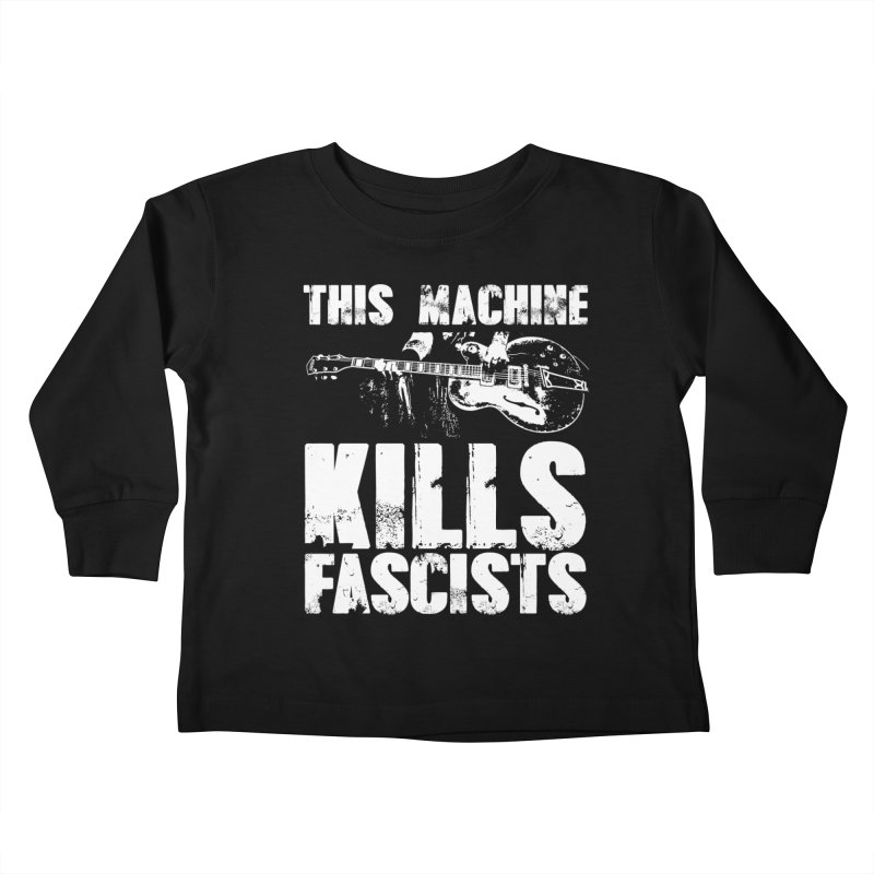 this machine Kids Toddler Longsleeve T-Shirt by Brimstone Designs
