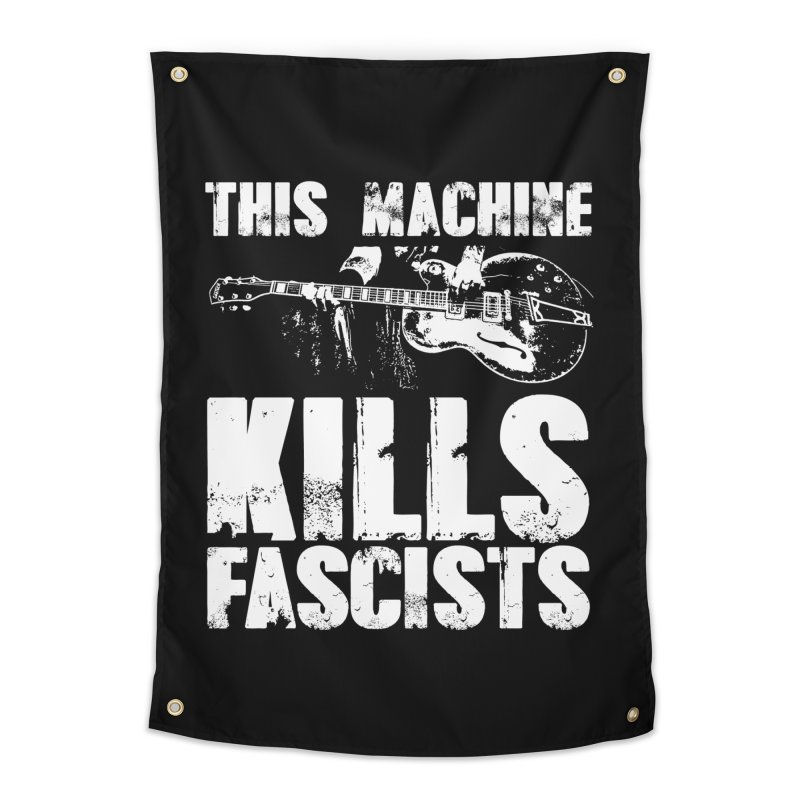 this machine Home Tapestry by Brimstone Designs