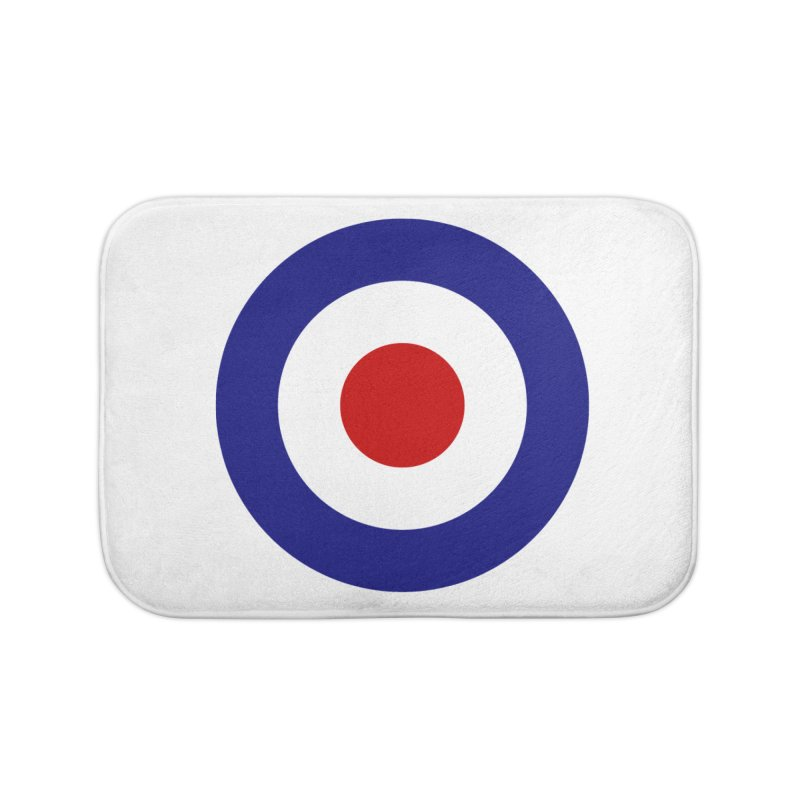 roundel Home Bath Mat by Brimstone Designs