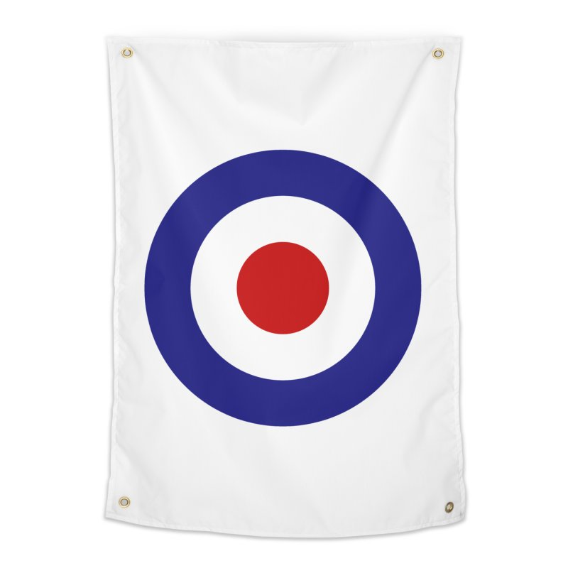 roundel Home Tapestry by Brimstone Designs