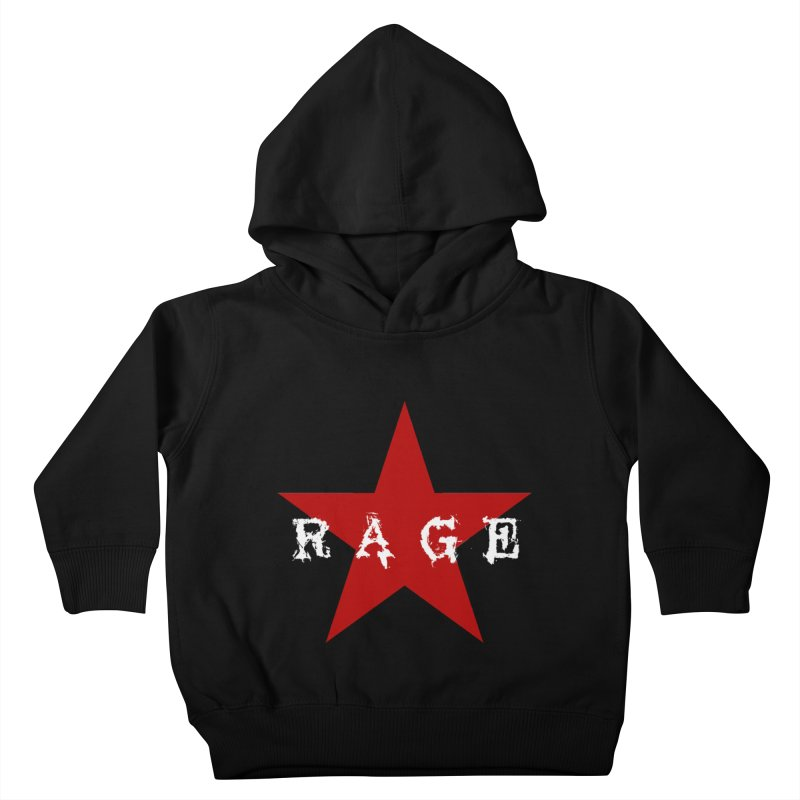 rage Kids Toddler Pullover Hoody by Brimstone Designs