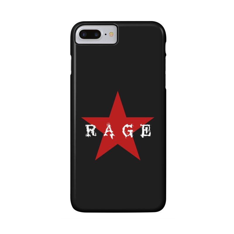 rage Accessories Phone Case by Brimstone Designs