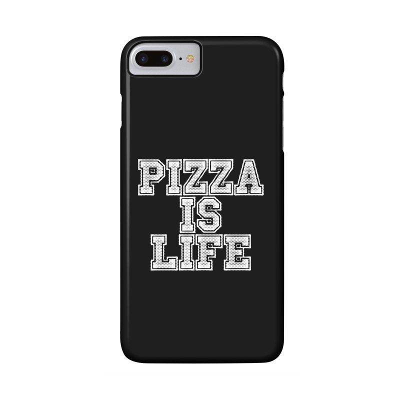 PIZZA Accessories Phone Case by Brimstone Designs