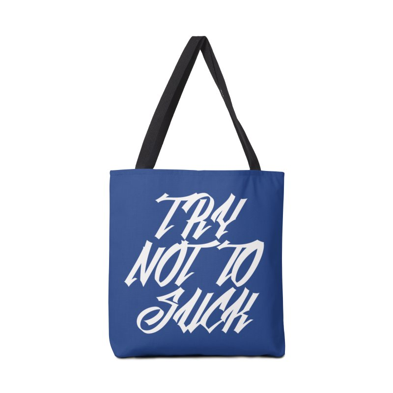 don't suck Accessories Bag by Brimstone Designs