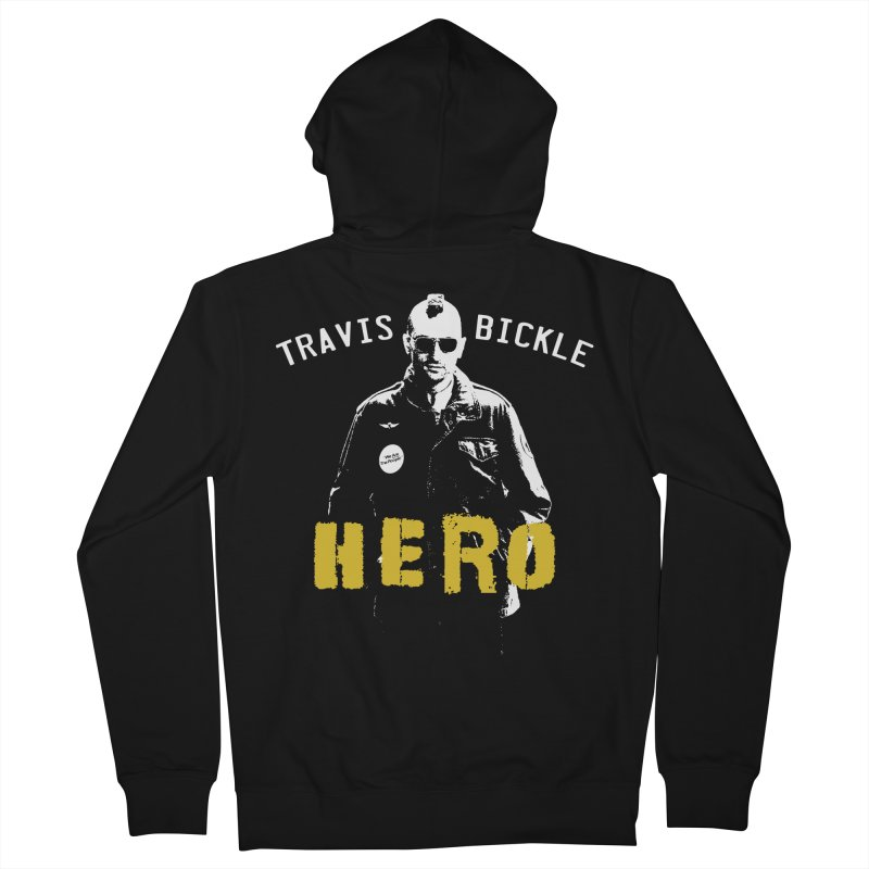 HERO Men's Zip-Up Hoody by Brimstone Designs