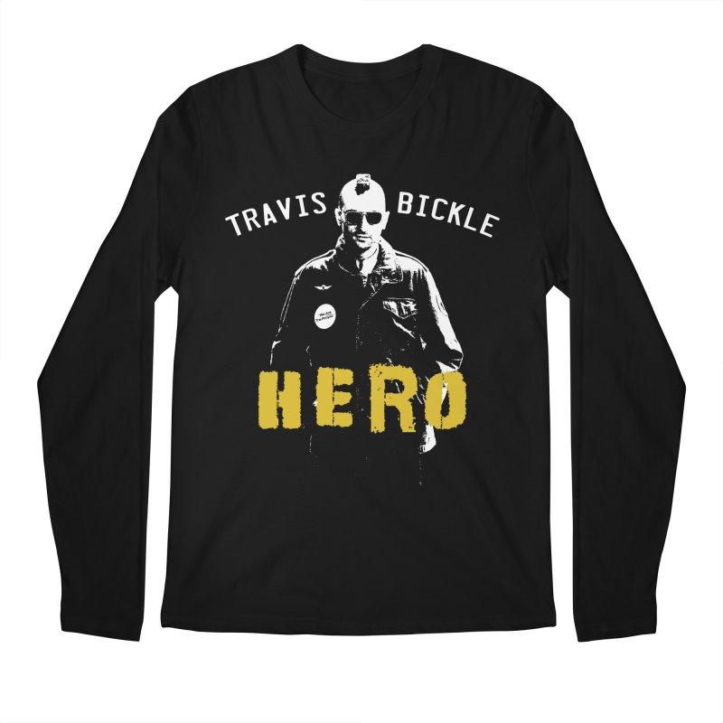 HERO Men's Longsleeve T-Shirt by Brimstone Designs