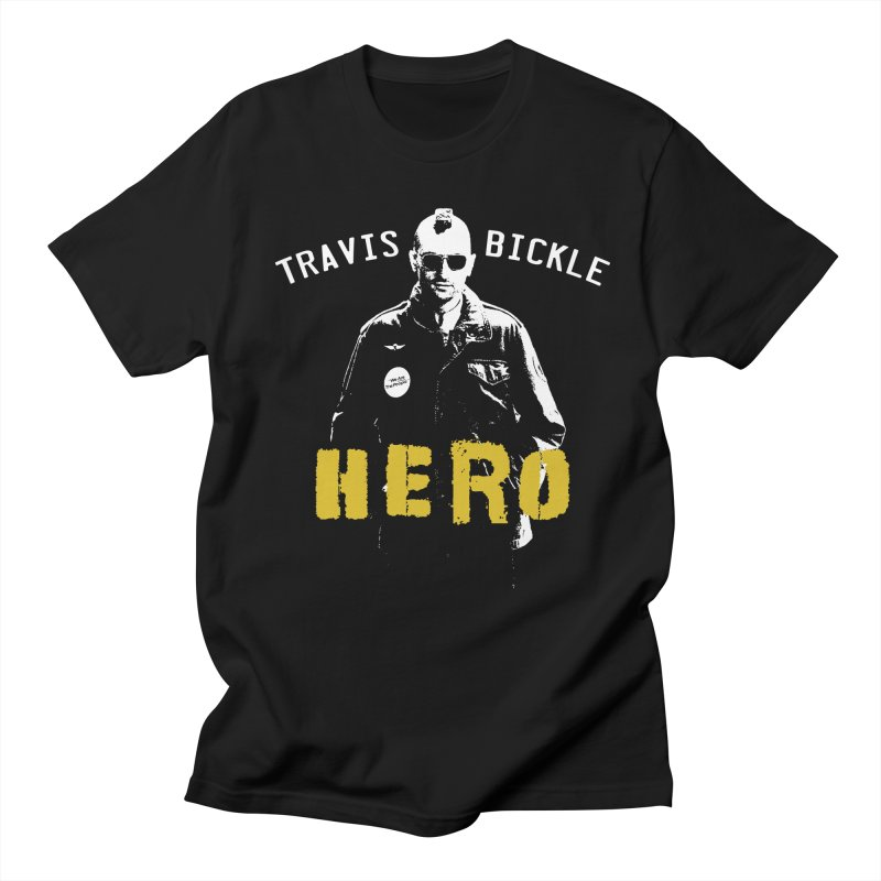 HERO Women's Regular Unisex T-Shirt by Brimstone Designs