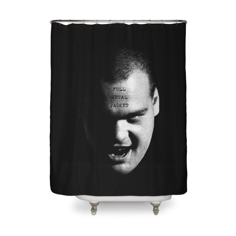 Leonard Home Shower Curtain by Brimstone Designs