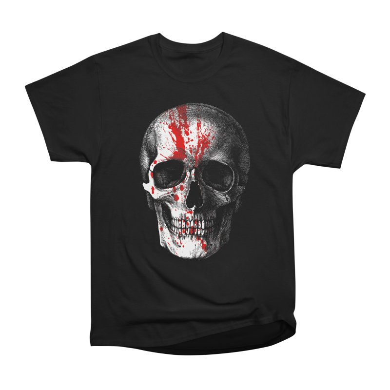 blood 'n' bone Women's Classic Unisex T-Shirt by Brimstone Designs