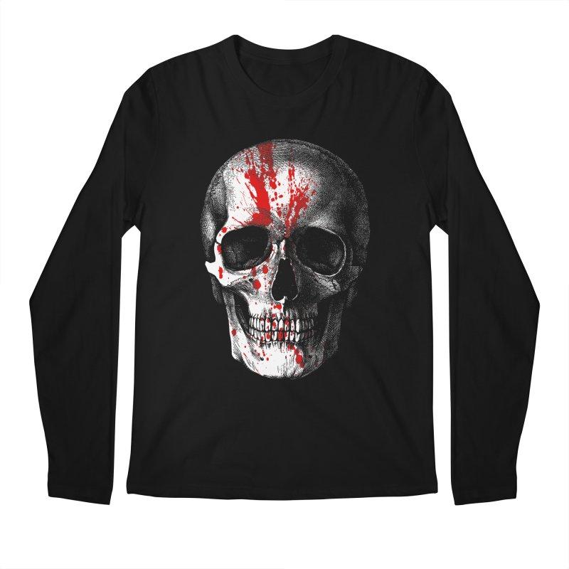 blood 'n' bone Men's Longsleeve T-Shirt by Brimstone Designs