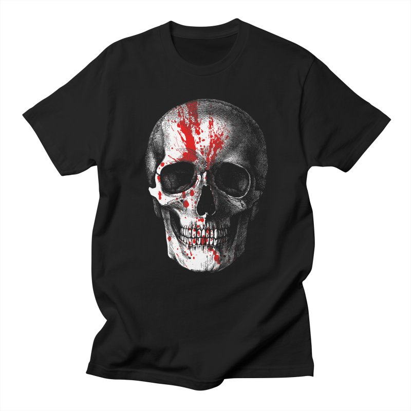 blood 'n' bone Men's T-Shirt by Brimstone Designs