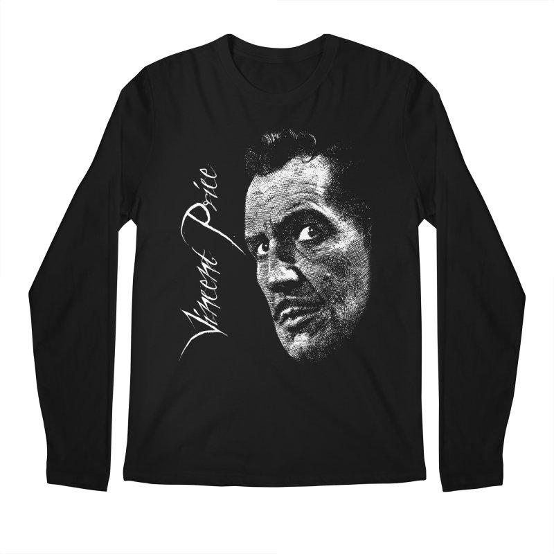 Vincent Men's Longsleeve T-Shirt by Brimstone Designs