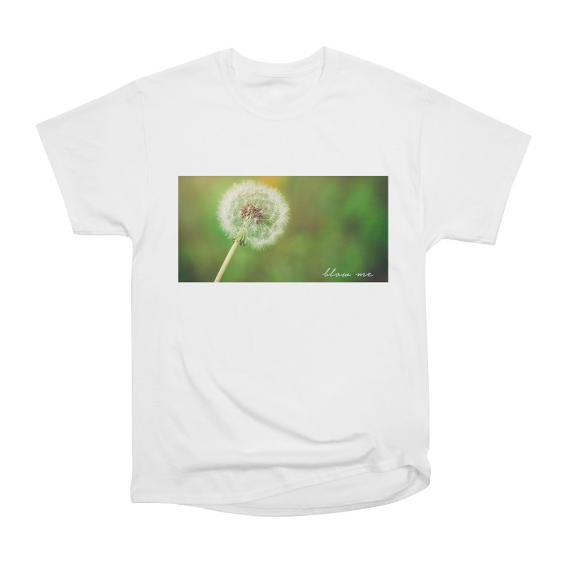 blow me Men's Classic T-Shirt by Brimstone Designs