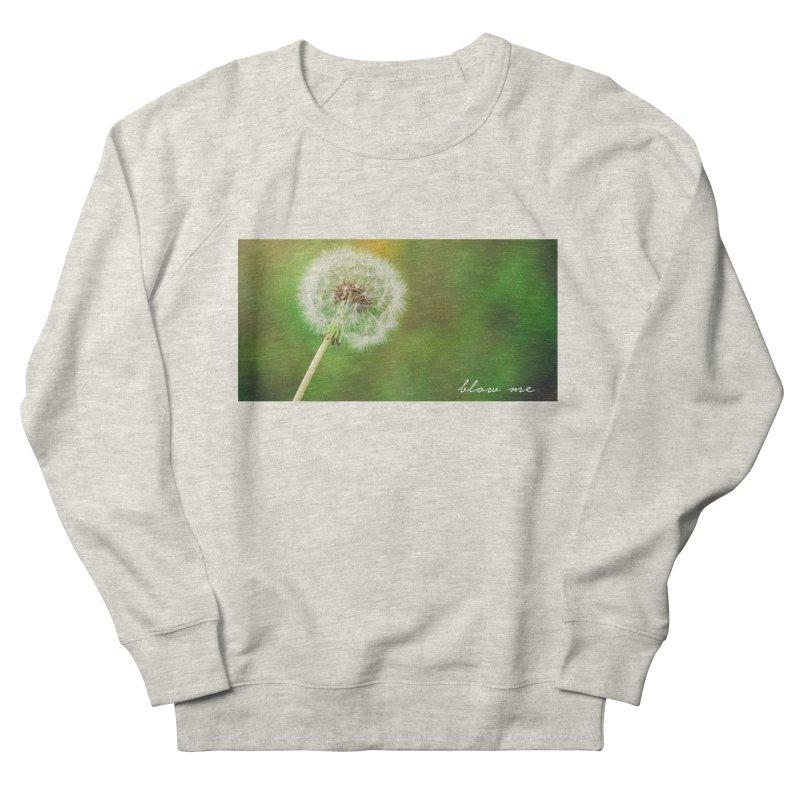 blow me Women's Sweatshirt by Brimstone Designs