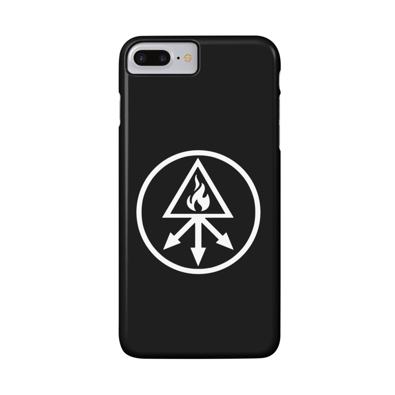 RED KING SULFER Accessories Phone Case by Brimstone Designs