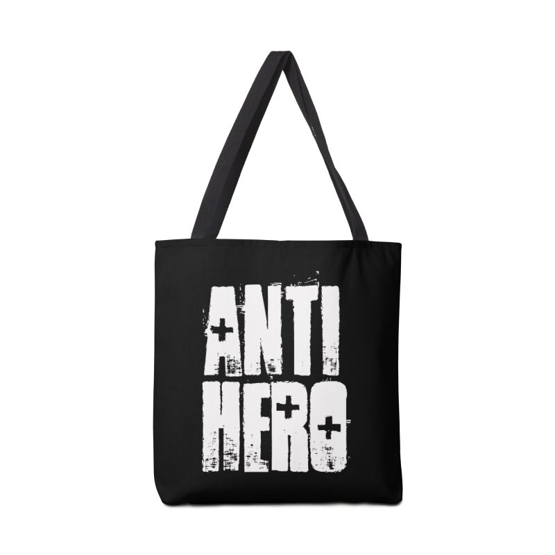 anti hero Accessories Bag by Brimstone Designs