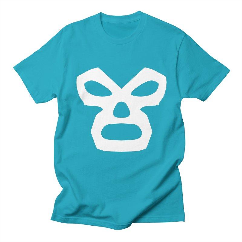 LUCHADOR Men's T-Shirt by Brimstone Designs