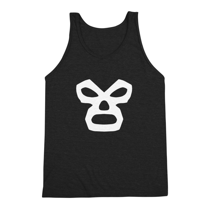 LUCHADOR Men's Triblend Tank by Brimstone Designs