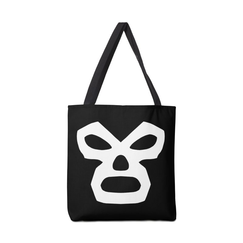 LUCHADOR Accessories Bag by Brimstone Designs
