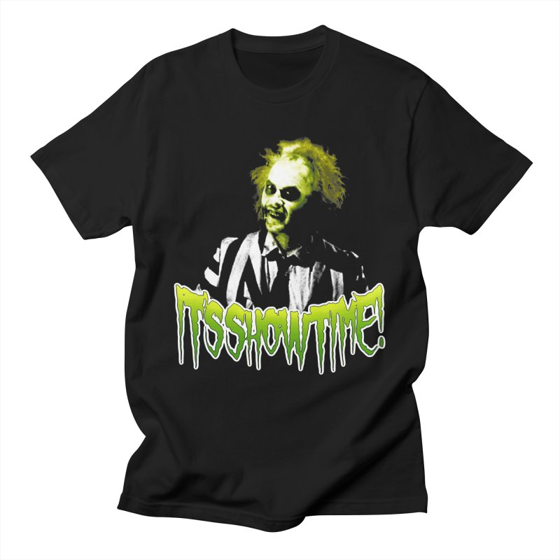 SHOWTIME Men's T-Shirt by Brimstone Designs
