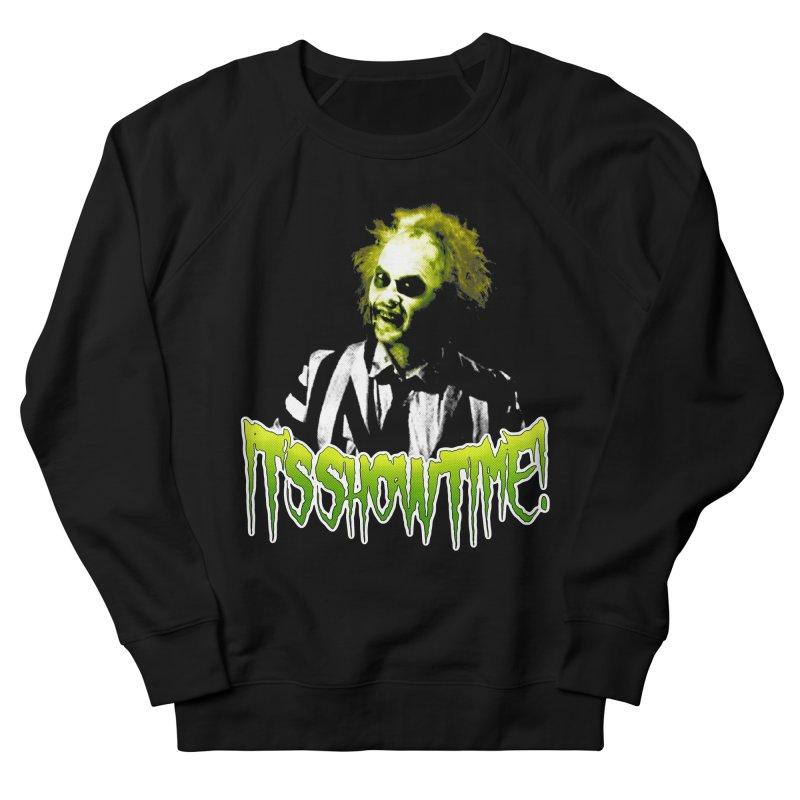 SHOWTIME Men's Sweatshirt by Brimstone Designs