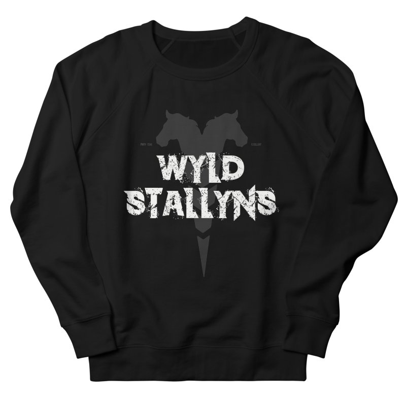 WYLD STALLYNS Men's Sweatshirt by Brimstone Designs