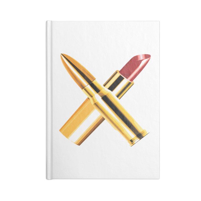 KISSKISS BANGBANG Accessories Notebook by Brimstone Designs
