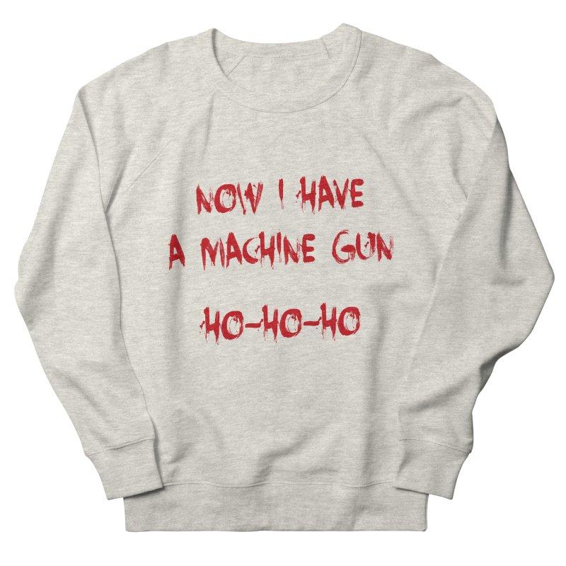 DIE HARD CHRISTMAS Men's Sweatshirt by Brimstone Designs