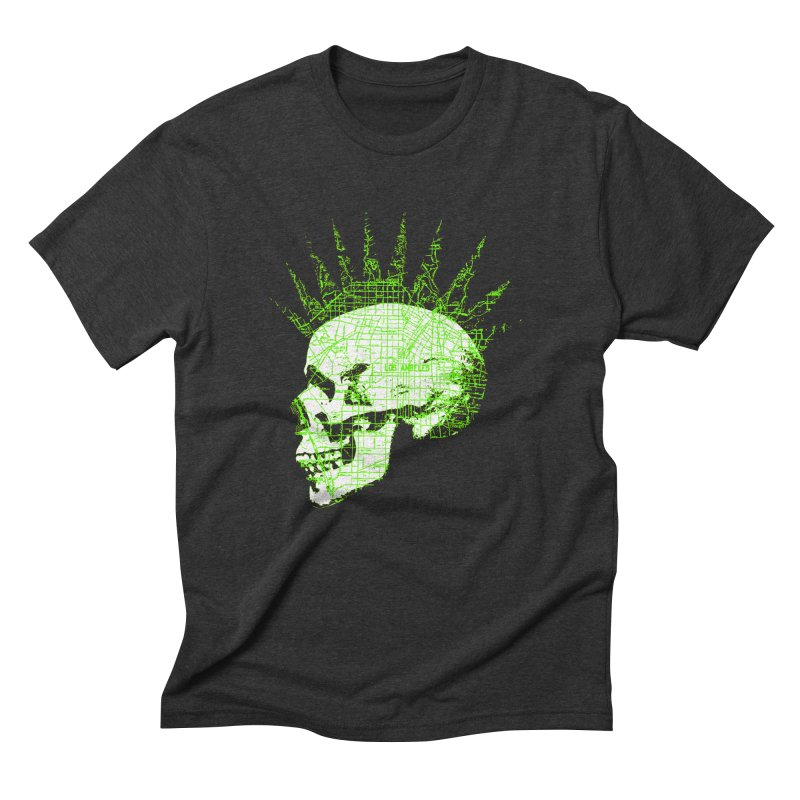 REPO MAN Men's Triblend T-Shirt by Brimstone Designs