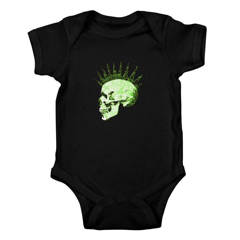 REPO MAN Kids Baby Bodysuit by Brimstone Designs