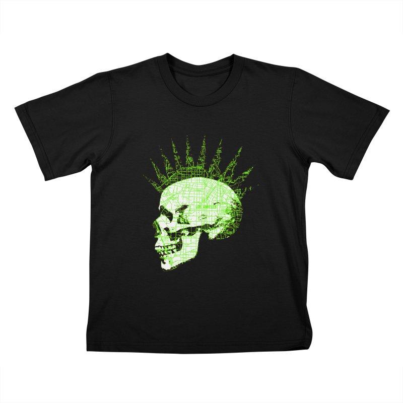 REPO MAN Kids T-Shirt by Brimstone Designs