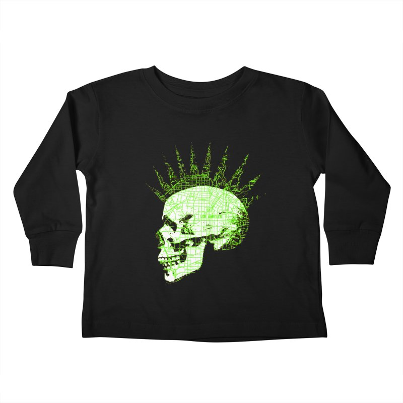 REPO MAN Kids Toddler Longsleeve T-Shirt by Brimstone Designs