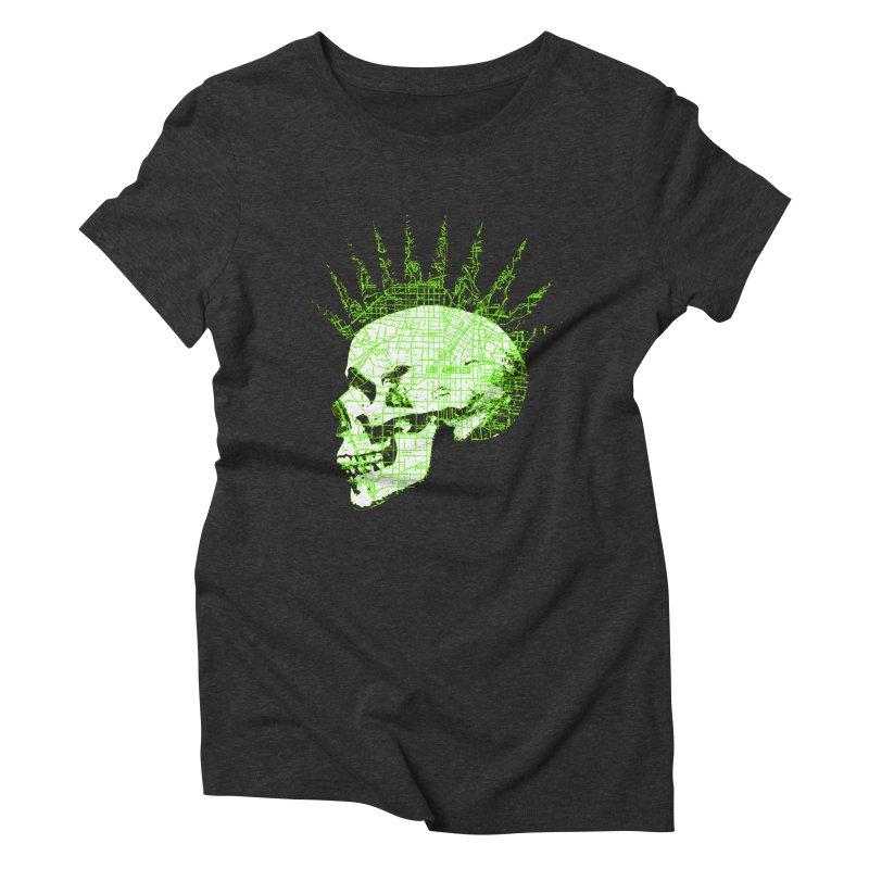REPO MAN Women's Triblend T-Shirt by Brimstone Designs