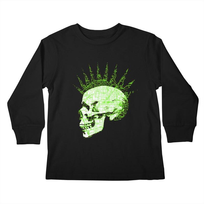 REPO MAN Kids Longsleeve T-Shirt by Brimstone Designs