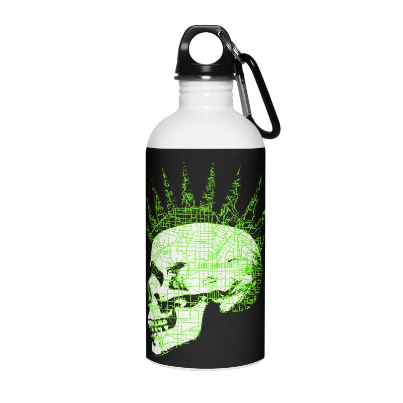 REPO MAN Accessories Water Bottle by Brimstone Designs
