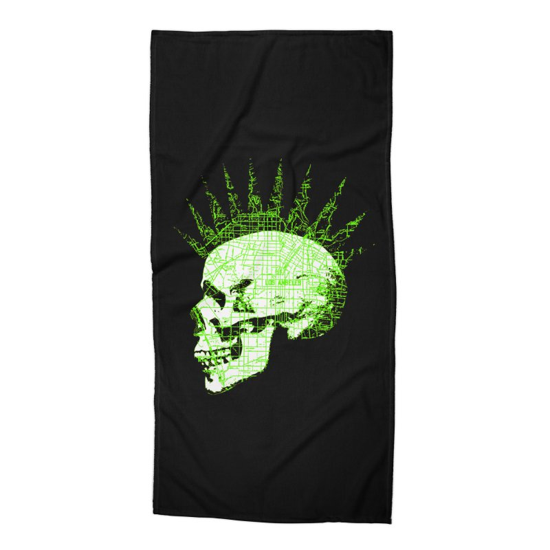 REPO MAN Accessories Beach Towel by Brimstone Designs
