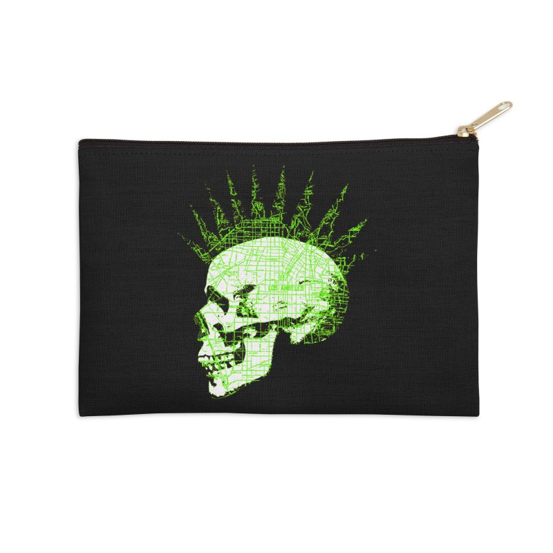 REPO MAN Accessories Zip Pouch by Brimstone Designs