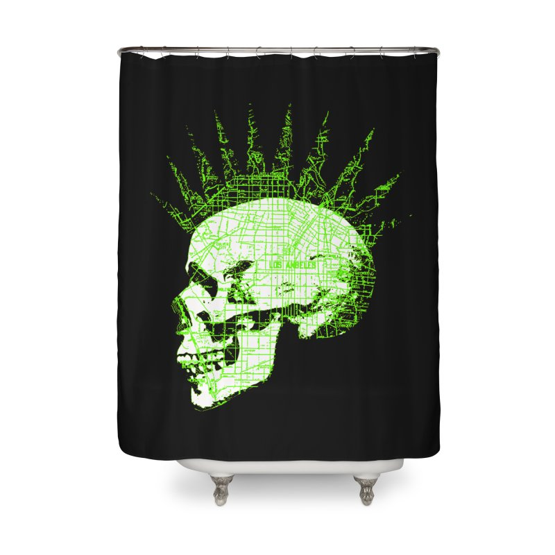 REPO MAN Home Shower Curtain by Brimstone Designs