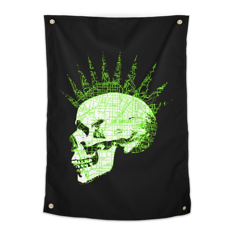 REPO MAN Home Tapestry by Brimstone Designs