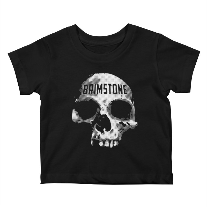 BRIMSTONE Kids Baby T-Shirt by Brimstone Designs