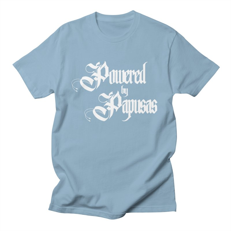 PAPUSA POWER Men's T-Shirt by Brimstone Designs