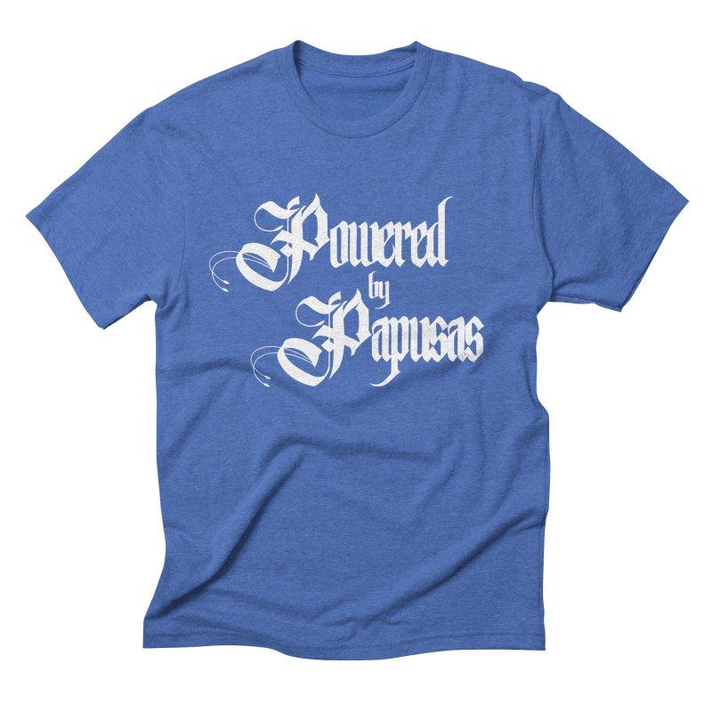 PAPUSA POWER Men's Triblend T-Shirt by Brimstone Designs